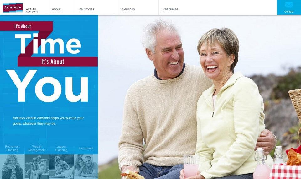 Achieva Wealth Advisors Home Page