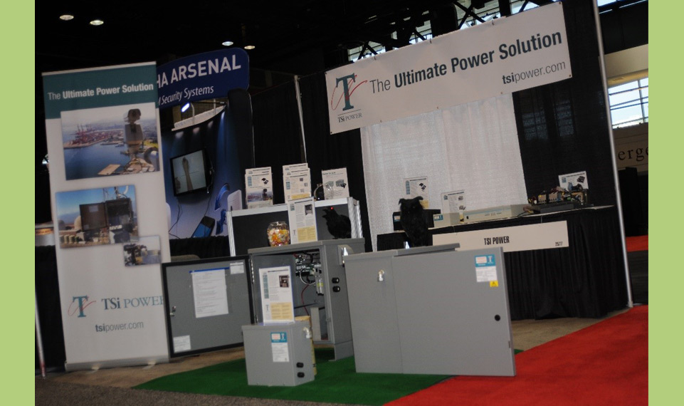 TSi Power Booth